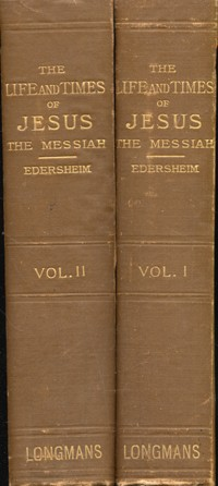 Life and Times of Jesus the Messiah, The (Set of 2)