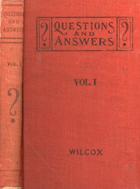 Questions and Answers #1