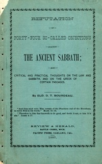 Refutation of 44 Objections Against the Ancient Sabbath