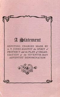 Statement, A