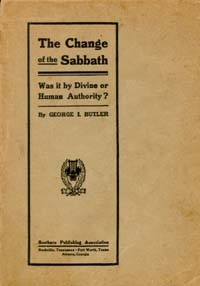 Change of the Sabbath, The