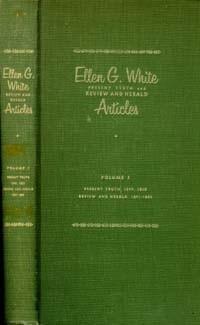 EGW Present Truth & RH Articles (Set of 6)