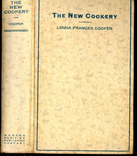 New Cookery, The
