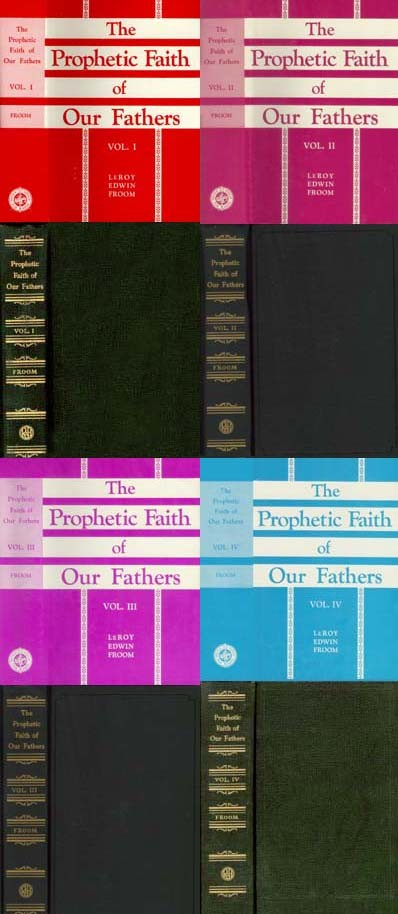 Prophetic Faith of Our Fathers (Set of 4)