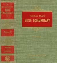 SDA Bible Commentary #  2 - Joshua-2 Kings