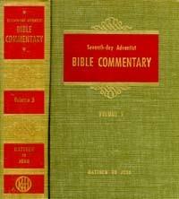 SDA Bible Commentary #  5 - Matthew-John