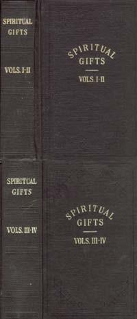 Spiritual Gifts (Set of 2) I-II & III-IV