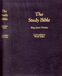Study Bible, The - Presenting the Old and New Testaments