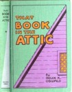 That Book in the Attic --S