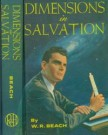 Dimensions in Salvation --S