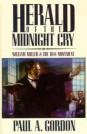 Herald of the Midnight Cry--William Miller/1844 Mvmnt -S