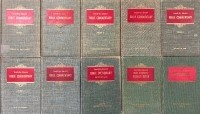 SDA Bible Commentary (1-10, Set of 10)