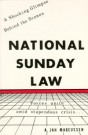 National Sunday Law --S