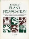 Secrets of Plant Propagation --S