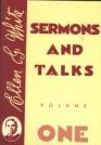 Sermons and Talks Vol. 1